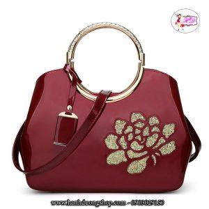 Túi xách, ví cầm tay dự tiệc da nữ thời trang sang trọng - 19