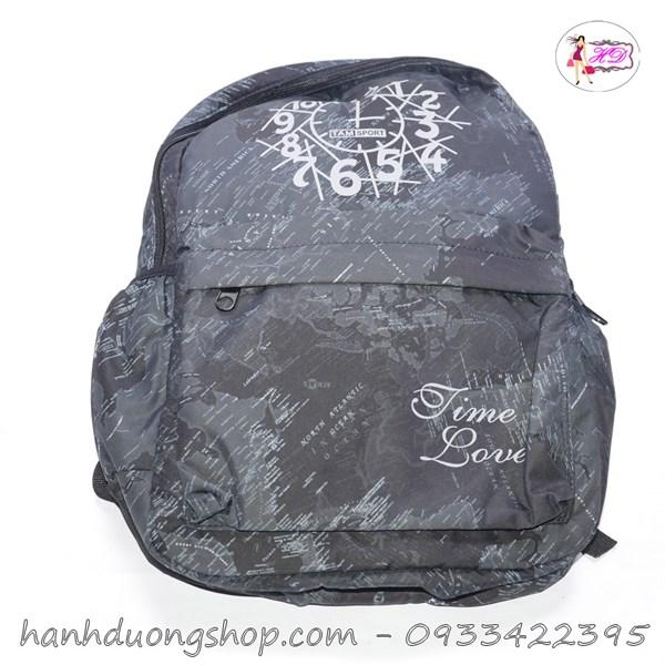 Balo vải dù học sinh tiểu học - Hạnh Dương Shop