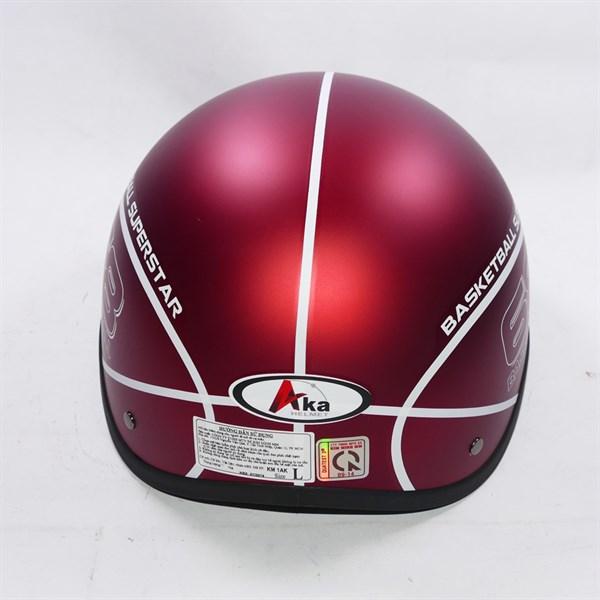 Mũ bảo hiểm 3 sọc 68 thời trang hàng công ty