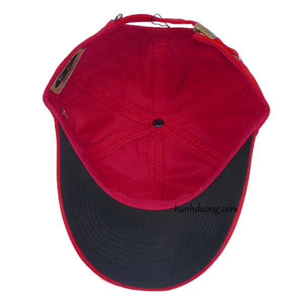 Mũ lưỡi trai cao cấp gucci đỏ tươi