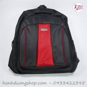 Balo laptop giá rẻ màu đỏ 100k - Hạnh Dương Shop
