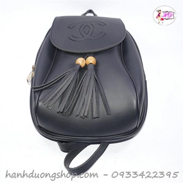 Balo da chanel thiết kế đẹp mắt thời trang - Hạnh Dương Shop