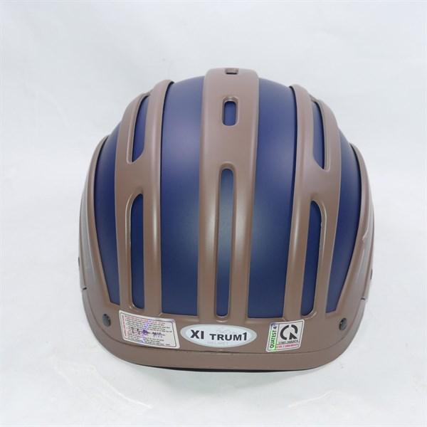 Mũ bảo hiểm sọc thể thao trí liểu