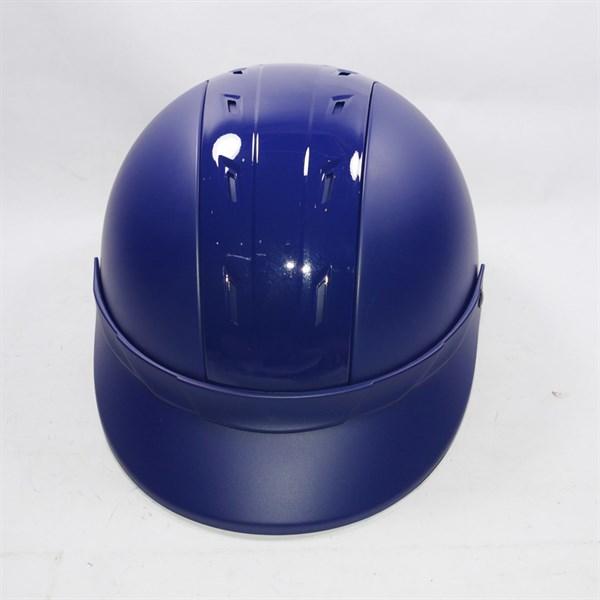 Mũ bảo hiểm vá 2 lớp nhựa trơn độc đáo