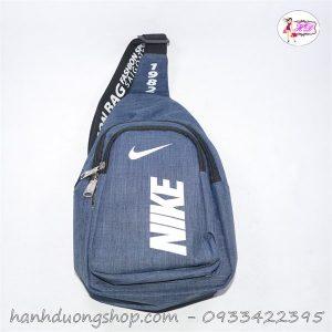 Túi đeo chéo vải kaki bền đẹp, giá rẻ