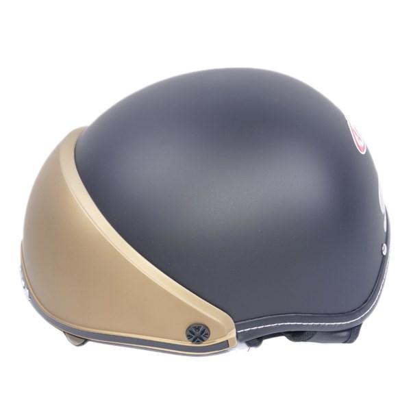 Mũ bảo hiểm andes cao cấp, thiết kế giấu kiếng