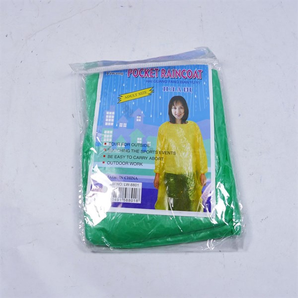Áo mưa tiện lời giá rẻ