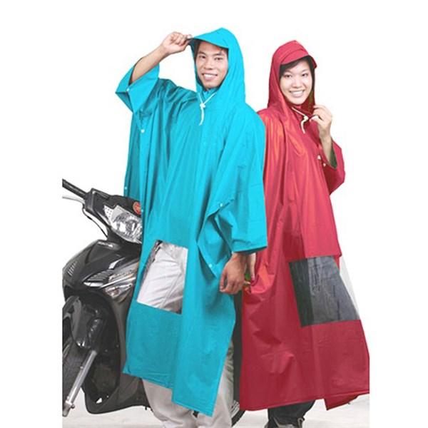 Áo mưa kiếng dành cho người đi xe máy giá rẻ