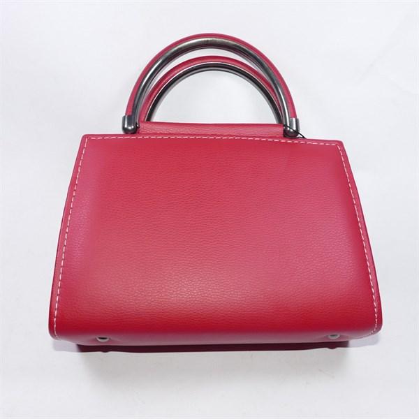 Túi xách da LV màu đỏ đô thời trang đẳng cấp