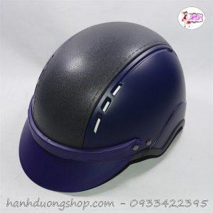 Mũ bảo hiểm aka giả vá da độc đáo, chống trầy xước