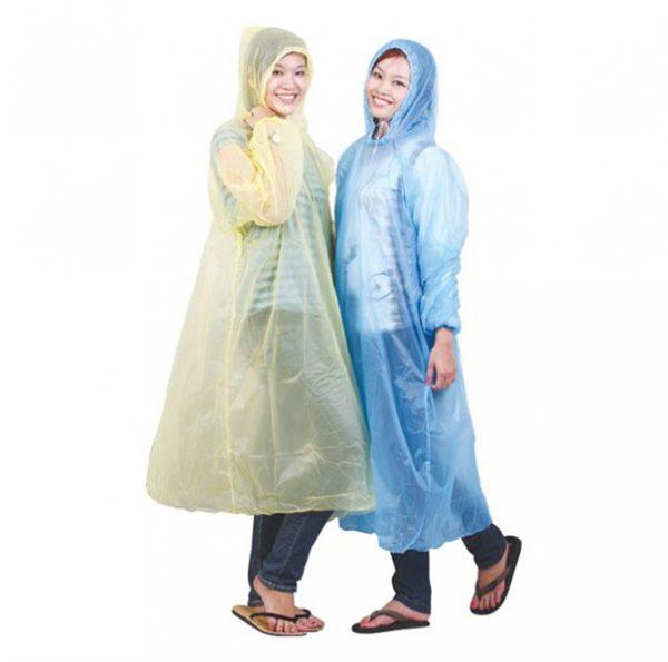 Áo mưa tiện lợi giá rẻ, chống dịch